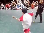 B-Boying Is In These Kids' Blood