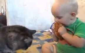 Very Nice Friendship, But Not Nice For The Toddler