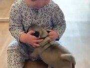 These Two Babies Will Grow Up As Amazing Friends
