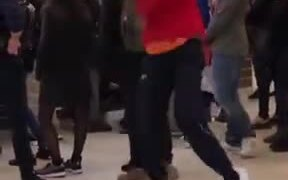 This Guy's Got Moves Worth Dying For