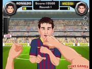 Ronaldo vs Messi Fight Walkthrough