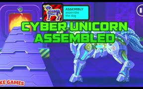 Cyber Unicorn Assembly Walkthrough