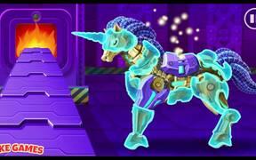 Cyber Unicorn Assembly Walkthrough