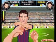 Ronaldo vs Messi Fight Walkthrough