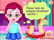 Baby Breakfast Rush Walkthrough