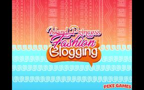 Island Princess Fashion Blogging Walkthrough
