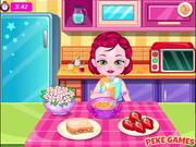 Baby Breakfast Rush Walkthrough