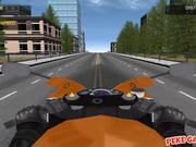 Traffic Bike Racing Walkthrough