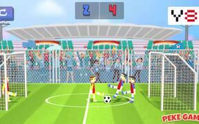 Soccer Physics Walkthrough