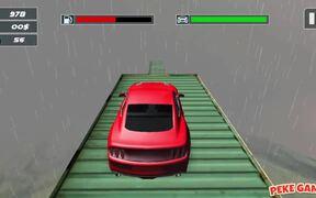 Xtreme Racing Car Stunt Simulator Walkthrough