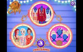 Princesses On Cruise Walkthrough