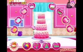 Princesses Cooking Challenge: Cake Walkthrough