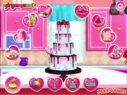 Princesses Cooking Challenge: Cake Walkthrough