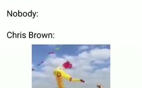 This Exactly How Chris Brown Dances