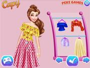 Princesses Fashion Do's For Summer Walkthrough