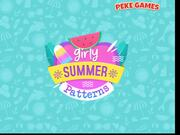 Girly Summer Patterns Walkthrough