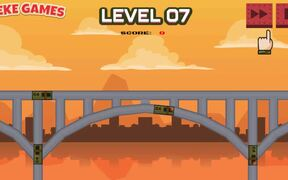 Bomb the Bridge Walkthrough