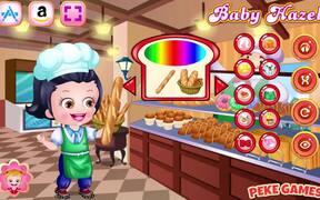 Baby Hazel as Baker Walkthrogh