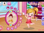 Baby Hazel as Ballet Dancer Walkthrough