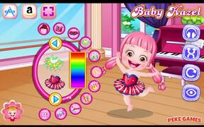 Baby Hazel as Ballet Dancer Walkthrough