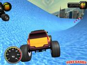 Monster Truck Racer 2 - Simulator Game Walkthrough