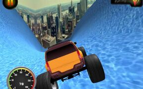 Monster Truck Racer 2 - Simulator Game Walkthrough