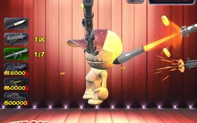 Kick the Buddy: 3D Shooter Walkthrough
