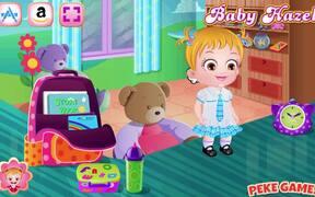 Baby Hazel Learns Vehicles Walkthrough