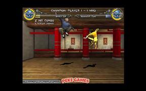Dragon Fist 3D Walkthrough