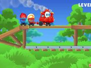 Candy Train Walkthrough
