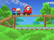 Candy Train Walkthrough
