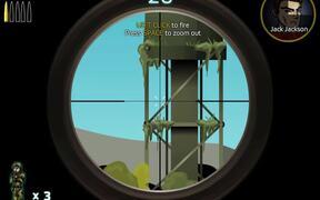 Counter Snipe Walkthrough
