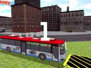 Bus Parking Simulator 3D Walkthrough
