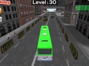 Bus Parking Simulator 3D Walkthrough