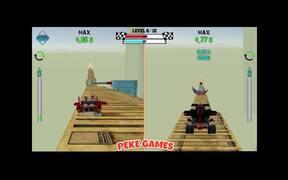 Fly Car Stunt 2 Walkthrough