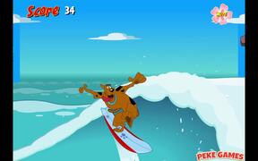 Scooby Doo Ripping Ride Walkthrough