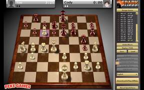 Spark Chess Walkthrough