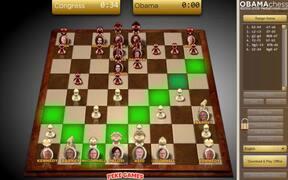 Obama Chess Walkthrough