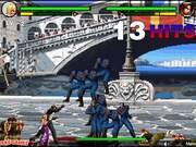 KOF Fighting Walkthrough