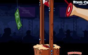 Handless Millionaire:Trick The Guillotine Walkt-gh