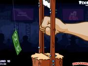 Handless Millionaire:Trick The Guillotine Walkt-gh