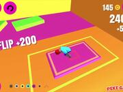 Backflip Dive 3D Walkthrough