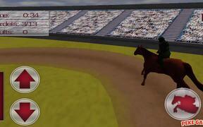 Jumping Horse 3D Walkthrough