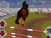 Jumping Horse 3D Walkthrough