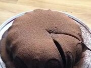 The Best Kind Of Choco Lava Cake