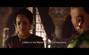 The Warrior Queen Of Jhansi Official Trailer