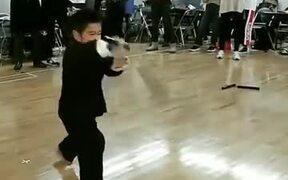 Is This Bruce Lee Reincarnate?