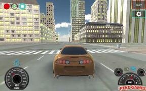 Supra Drift 3D Walkthrough