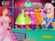 Elsa Fashion Store Walkthrough