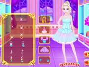 Elsa and Anna Double Date Walkthrough